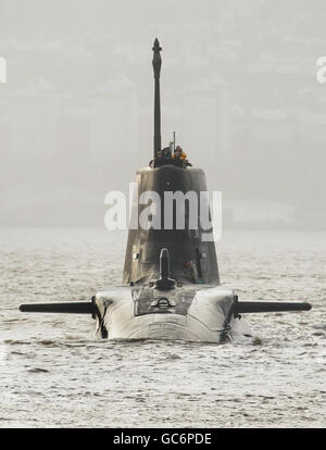 Submarine Astute - Stock Photo