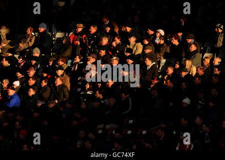 Rugby Union - Heineken Cup - Pool Five - London Harlequins v Sale Sharks - Twickenham Stoop - Stock Photo