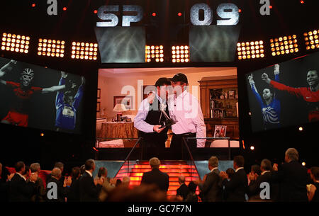 Sport - BBC Sports Personality of the Year Awards Ceremony - Sheffield Arena - Stock Photo