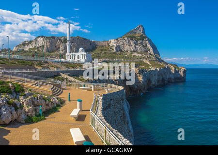 Europa Point Gibraltar - Stock Photo