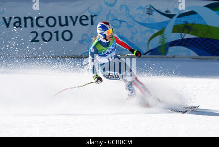 Winter Olympics - 2010 Winter Olympic Games Vancouver - Day Six - Stock Photo