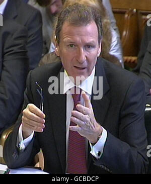 Commons Justice Committee - Stock Photo