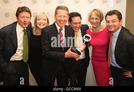 TRIC Awards - London - Stock Photo