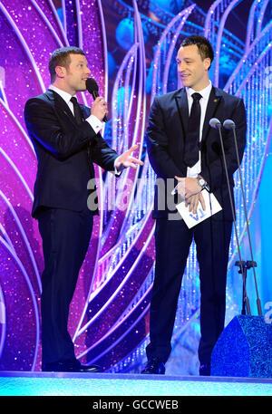 National Television Awards 2010 - Show - London - Stock Photo