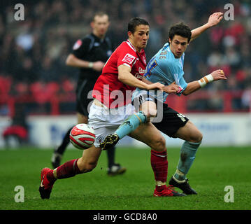 Soccer - Coca-Cola Football League Championship - Nottingham Forest v Peterborough United - City Ground - Stock Photo
