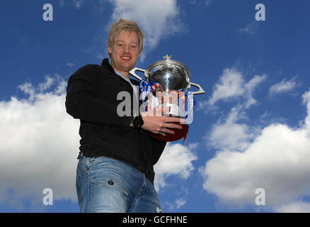Snooker - Neil Robertson Photocall - Murcure Hotel - Stock Photo