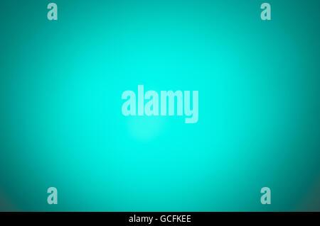 milk glass background of fine turquoise grayish gray scale genuine vignette centered - Stock Photo