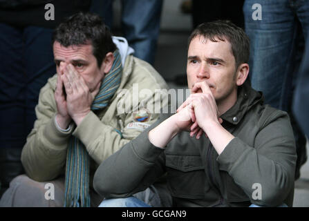 Soccer - Coca-Cola Football League Two - Burton Albion v Grimsby Town - Pirelli Stadium - Stock Photo