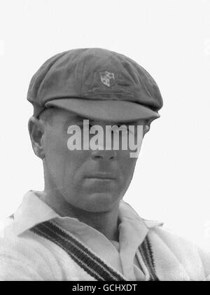 Cricket - Australia in British Isles - Australia Photocall - Stock Photo