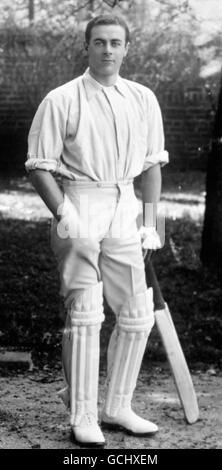 Cricket - Australia in British Isles - Photocall - Stock Photo