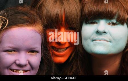 Edinburgh Fringe Festival - Stock Photo
