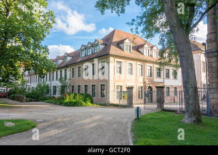 Botanischer Garten / Botanical Garden, Erlangen, Bavaria, Germany - Stock Photo