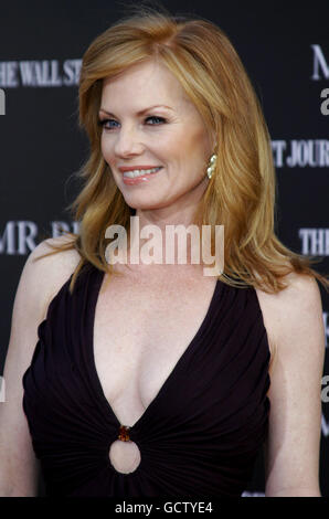 HOLLYWOOD, CALIFORNIA. Tuesday May 22, 2007. Marg Helgenberger attends the Los Angeles Premiere of 'Mr. Brooks' - Stock Photo