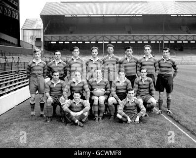 Rugby Union - Harlequins v United Services Portsmouth - Twickenham - Stock Photo