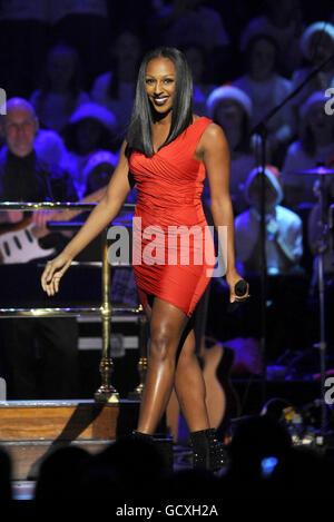 CLIC Sargent Christmas show - Royal Albert Hall - Stock Photo