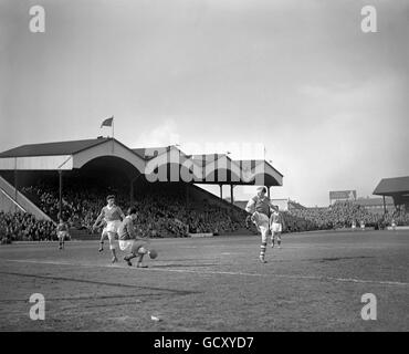 Soccer - League Division Two - Charlton Athletic v Ipswich Town - The Valley - Stock Photo