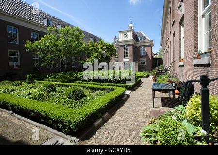 Court of Brienen, Prinsengracht, Amsterdam, Holland, Netherlands, Europe - Stock Photo