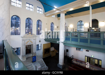 Jewish Historical Museum, Amsterdam, Holland, Netherlands, Europe - Stock Photo