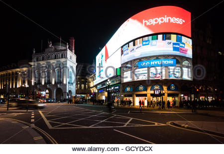 Picadilly Circus - Stock Photo