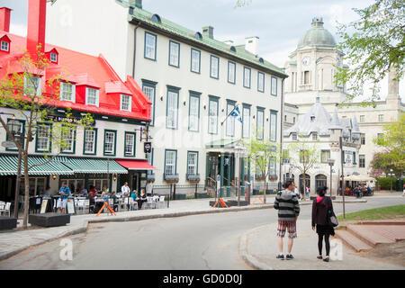 Hotel St Anne Vieux Quebec