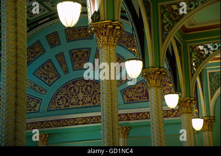 The image of Bhau Daji Lad Museum was taken in Mumbai, India - Stock Photo