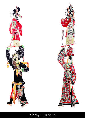 theatre puppet theatre shadow play figure damar wulan wayang stock photo 18838122 alamy. Black Bedroom Furniture Sets. Home Design Ideas