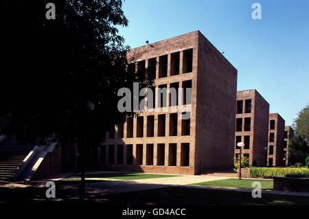 Indian Institute of Management - Stock Photo