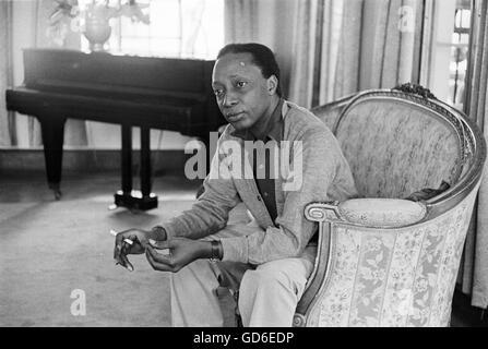 King Freddie of Buganda - Stock Photo