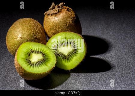 Kiwi Fruits - Stock Photo