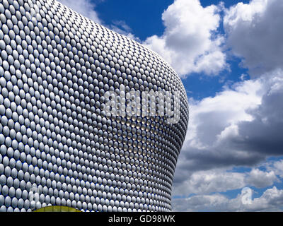 Selfridges Building at the Bullring in Birmingham City Centre West Midlands England - Stock Photo