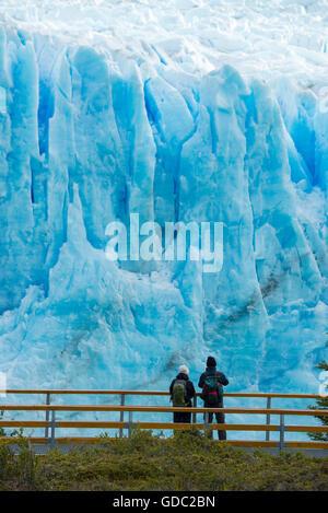 South America,Patagonia,Argentina,Santa Cruz,El Calafate,Los Glaciares,National Park,UNESCO,World Heritage,Andes - Stock Photo