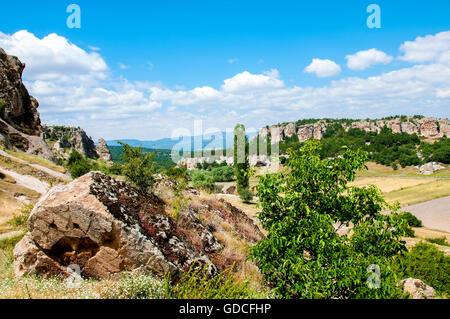Midas Midas Monument of Ancient City in Yazilikaya ...