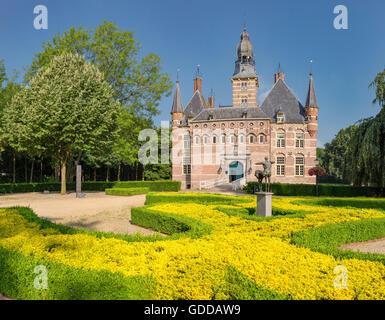 Wijchen,Gelderland,Museum,formal garden