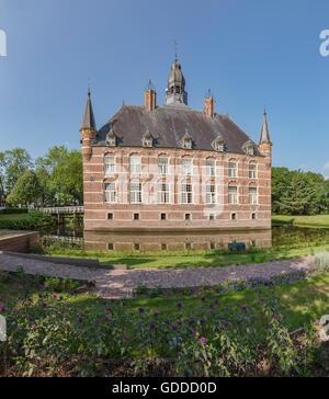Wijchen,Gelderland,Museum,castle moat