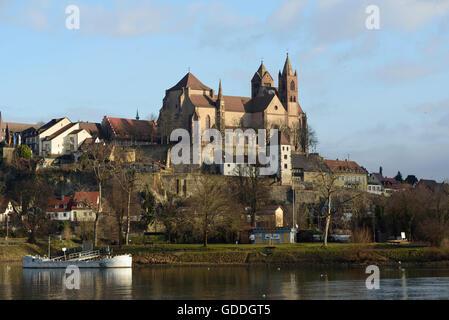 Breisach am Rhein,city, - Stock Photo