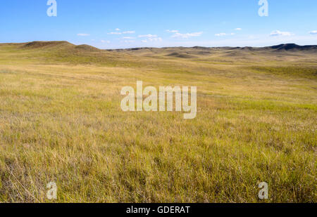 Agate Fossil Beds National Monument - Stock Photo