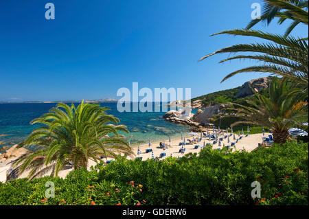 Porto Cervo, Costa Smeralda, Sardinia, Italy - Stock Photo