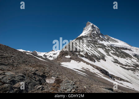 The Matterhorn - Stock Photo
