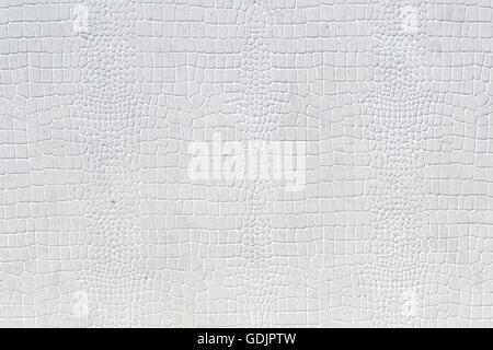 Stock Photo White Artificial Leather Texture 97094902