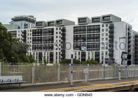 Thurston Point - Lewisham - Stock Photo