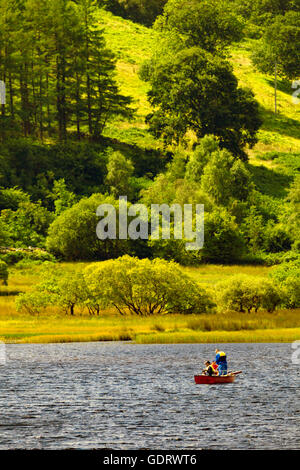 Conwy County, North Wales, UK 20th July 2016. UK Weather – Hot air remains over parts of the UK with temperatures - Stock Photo
