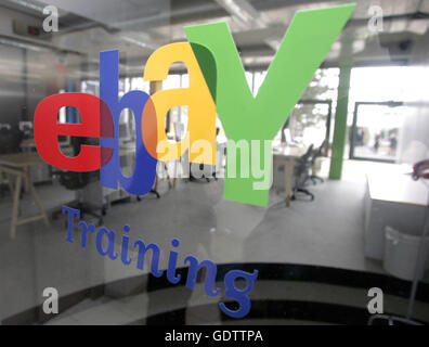 eBay Germany Headquarters - Stock Photo