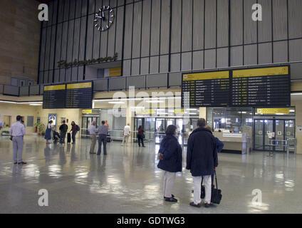 The Tempelhof Airport - Stock Photo