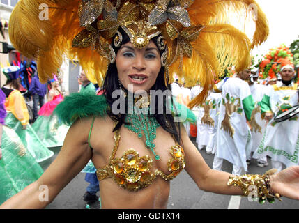 Carnival of Cultures - Stock Photo