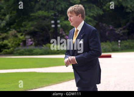 King Willem-Alexander of the Netherlands - Stock Photo