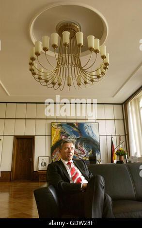 Klaus Wowereit - Stock Photo