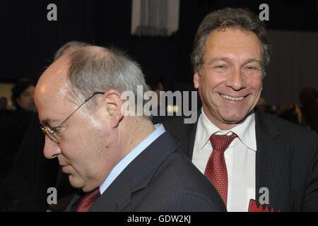 Gysi and Ernst - Stock Photo