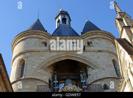 La Grosse Cloche, Bordeaux, France - Stock Photo