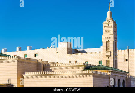 Mosque in Al Ain, Emirate Abu Dhabi - Stock Photo