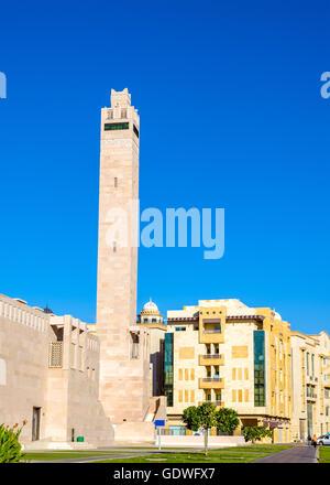 Sheikha Salama Mosque in Al Ain - UAE - Stock Photo